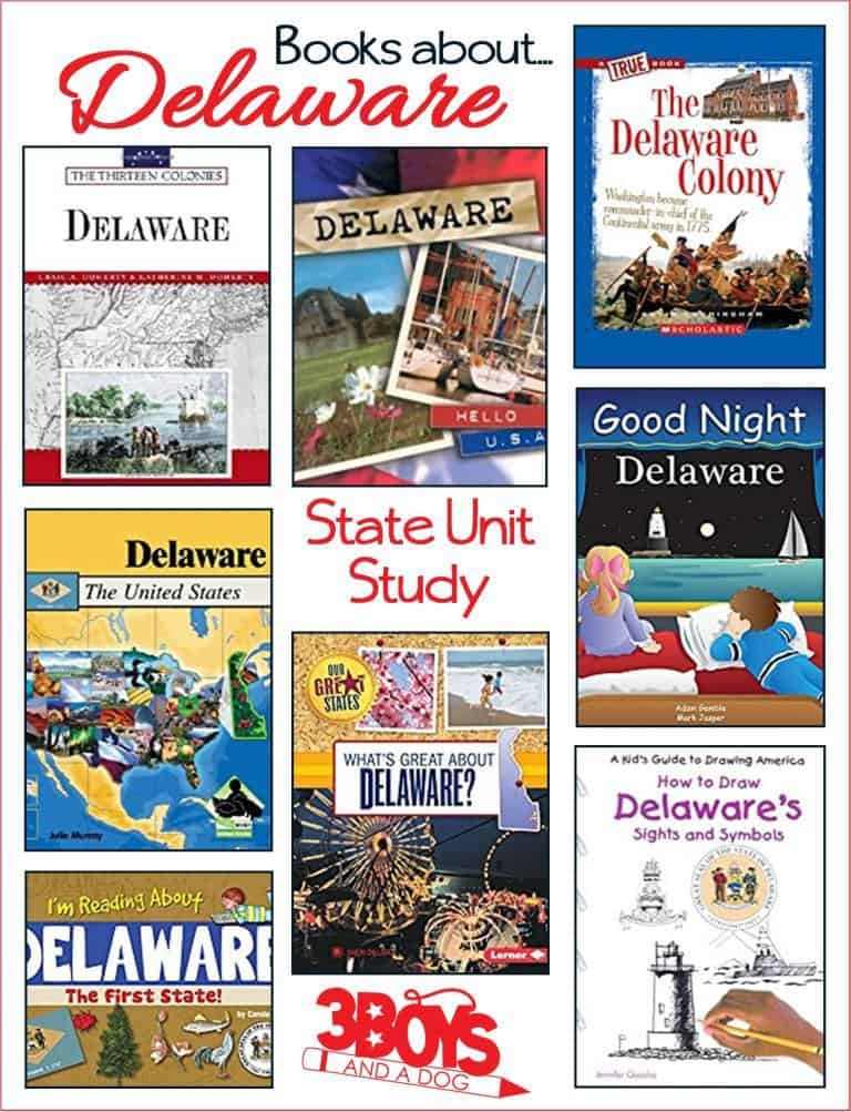Delaware Children's Books