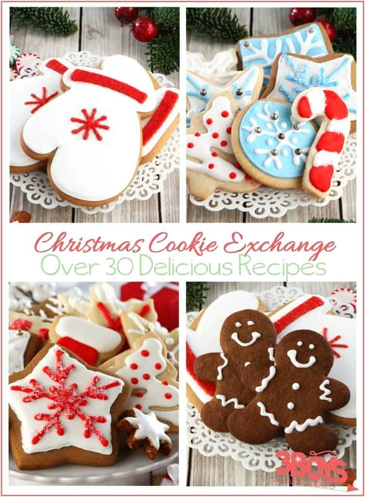 Christmas Cookie Exchange Over 30 Recipes