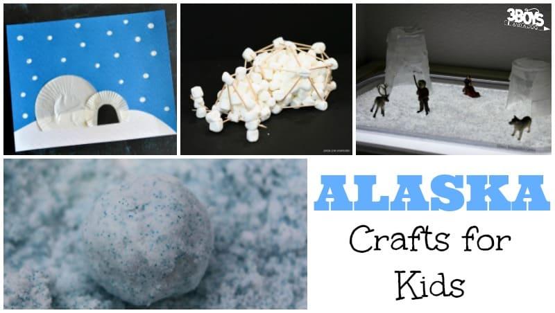 Crafts for Kids about Alaska