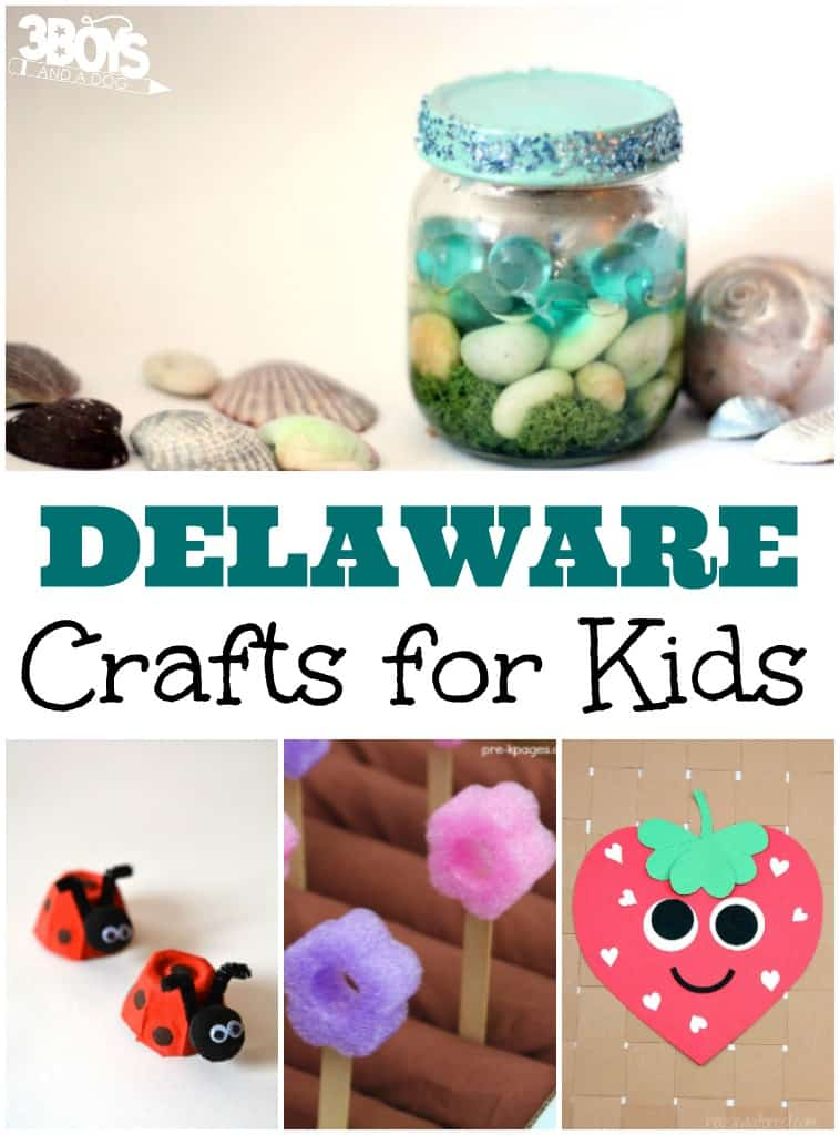 Delaware Crafts for Kids