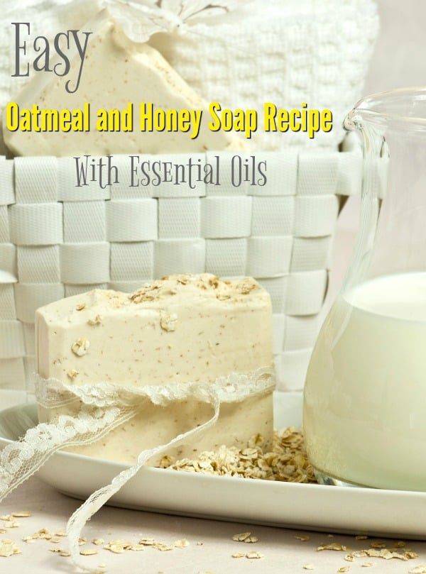 Soap doesn't have to be hard to make, especially if you use a soap base! Use this essential oil <a href=