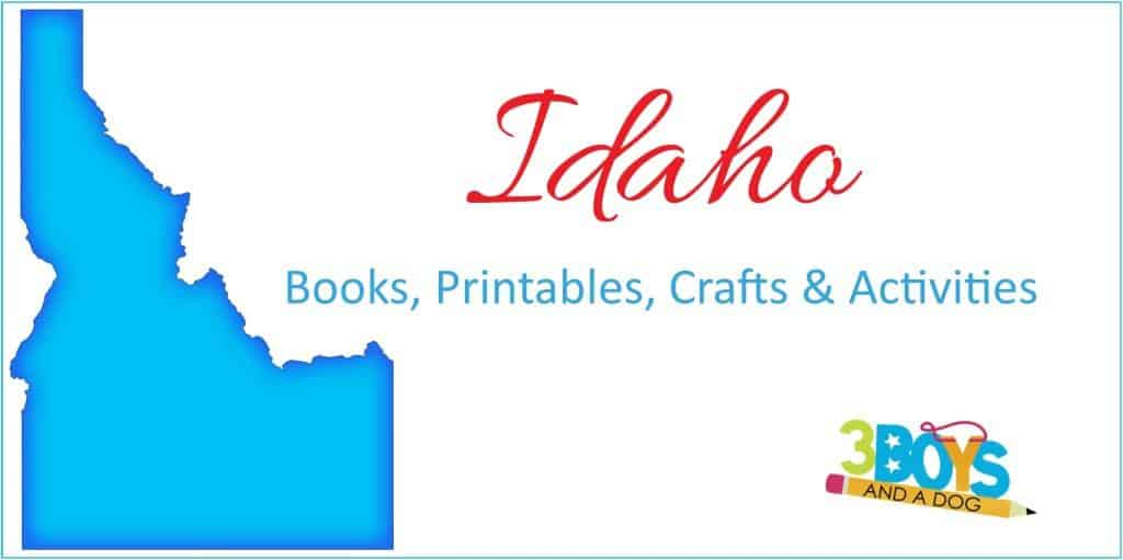 Ideaho Kid Crafts Books Printables and More