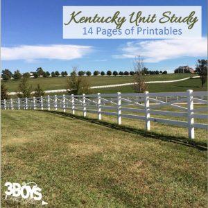 Kentucky State Unit Study.sq