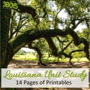 Louisiana State Unit Study.sq