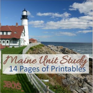 Maine Unit Study.sq