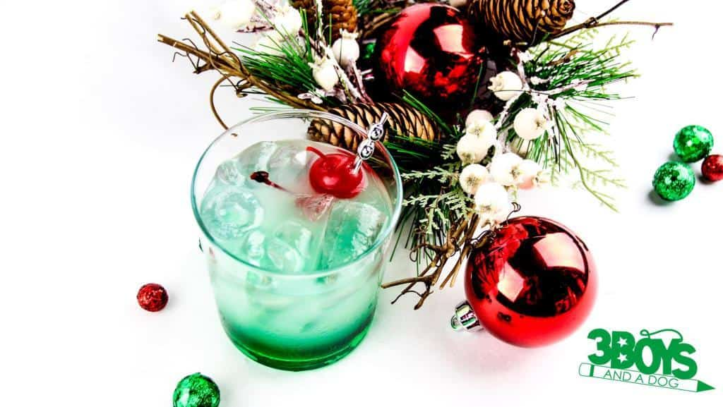 Mocktails for Kids Christmas Beverage