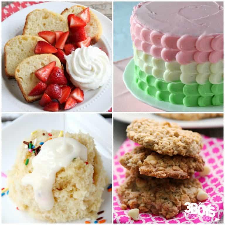More Than 20 Ways to Make a Vanilla Cake More Interesting