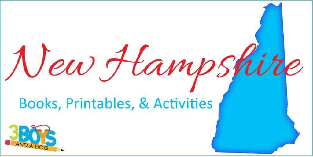 New Hampshire Unit Study Resources