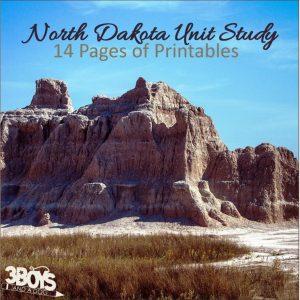 North Dakota State Unit Study.sq