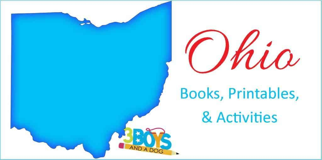Ohio Books Printables Crafts and More