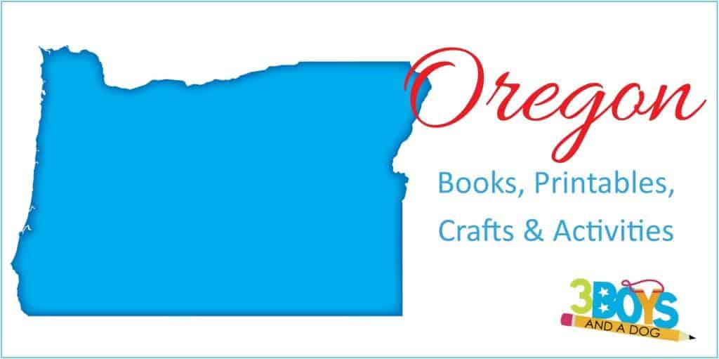 Oregon Crafts Books Worksheets and More