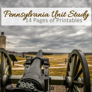 Pennsylvania State Unit Study.sq