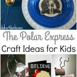 20 Easy Polar Express Craft Ideas