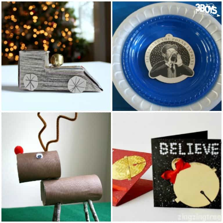 Polar Express Craft Ideas to Try