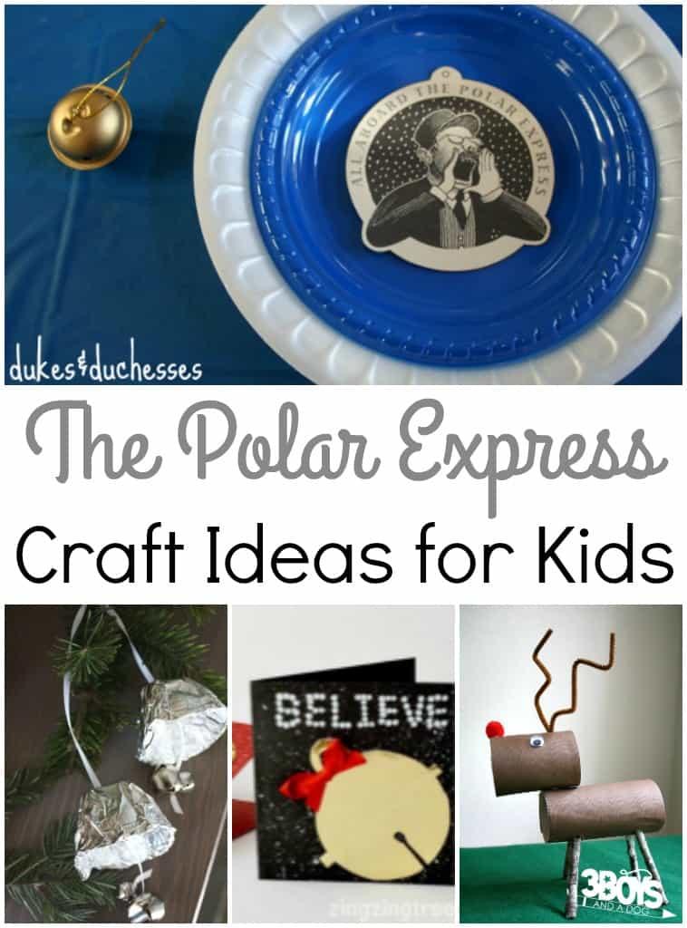 Polar Express Craft Ideas