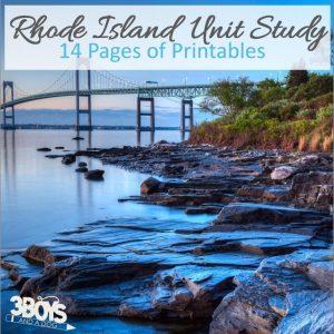 Rhode Island State Unit Study.sq