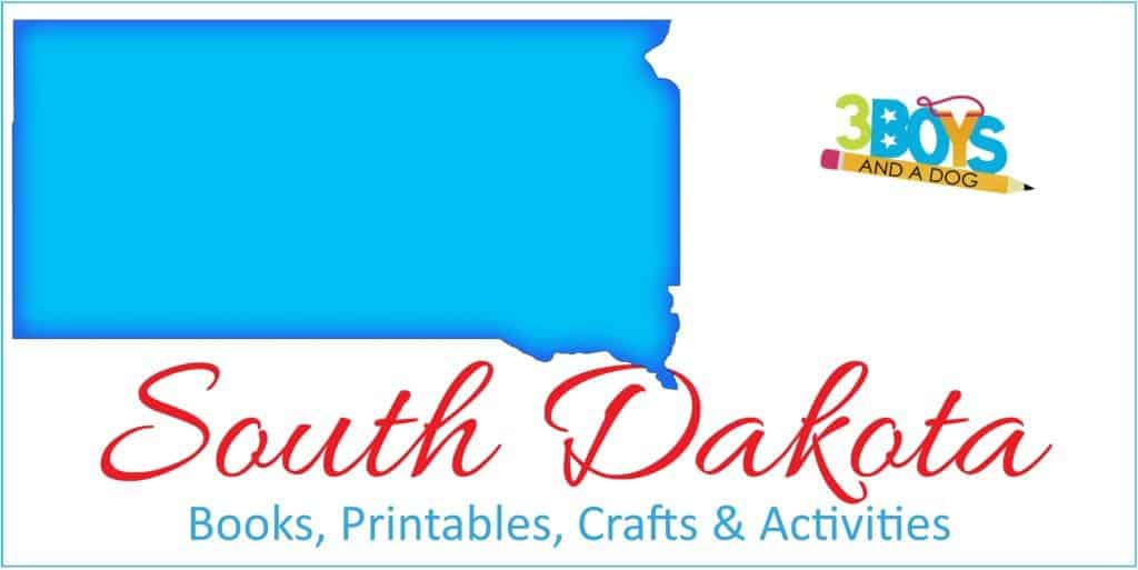 South Dakota Crafts Books Worksheets More