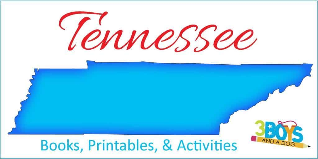 Tennessee State Unit Study Resources
