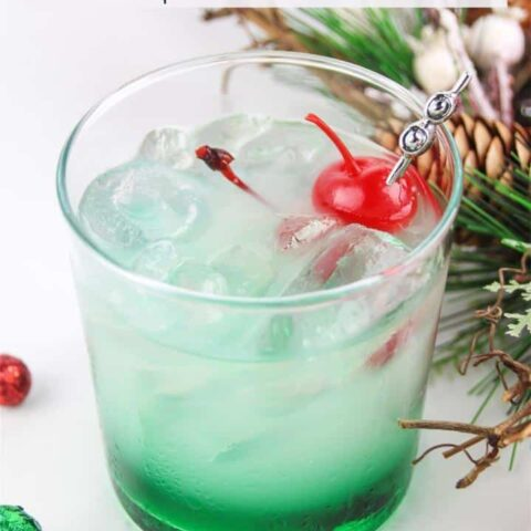 The Mistletoe Mocktail Recipe for Kids