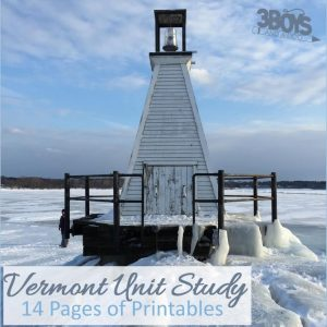Vermont State Unit Study.sq