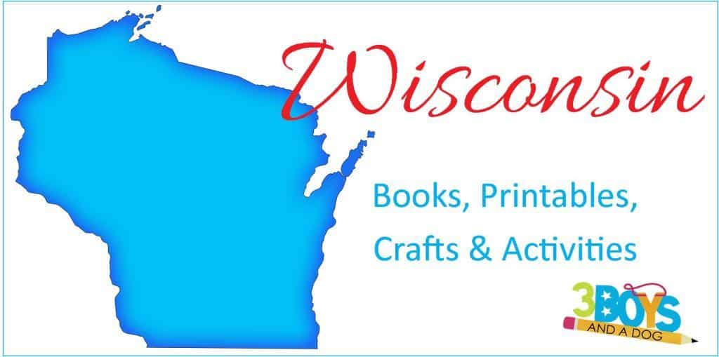 Wisconsin Crafts Books Printables and More