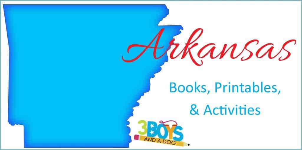 arkansas crafts and learning activities for kids