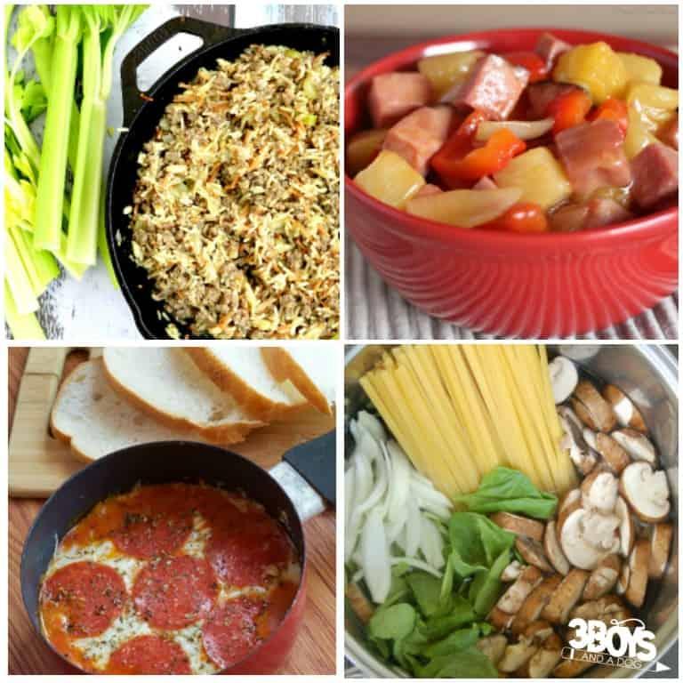 15-Minute Recipes