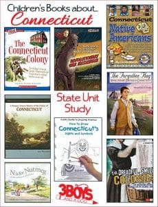 Books about Connecticut for Kids