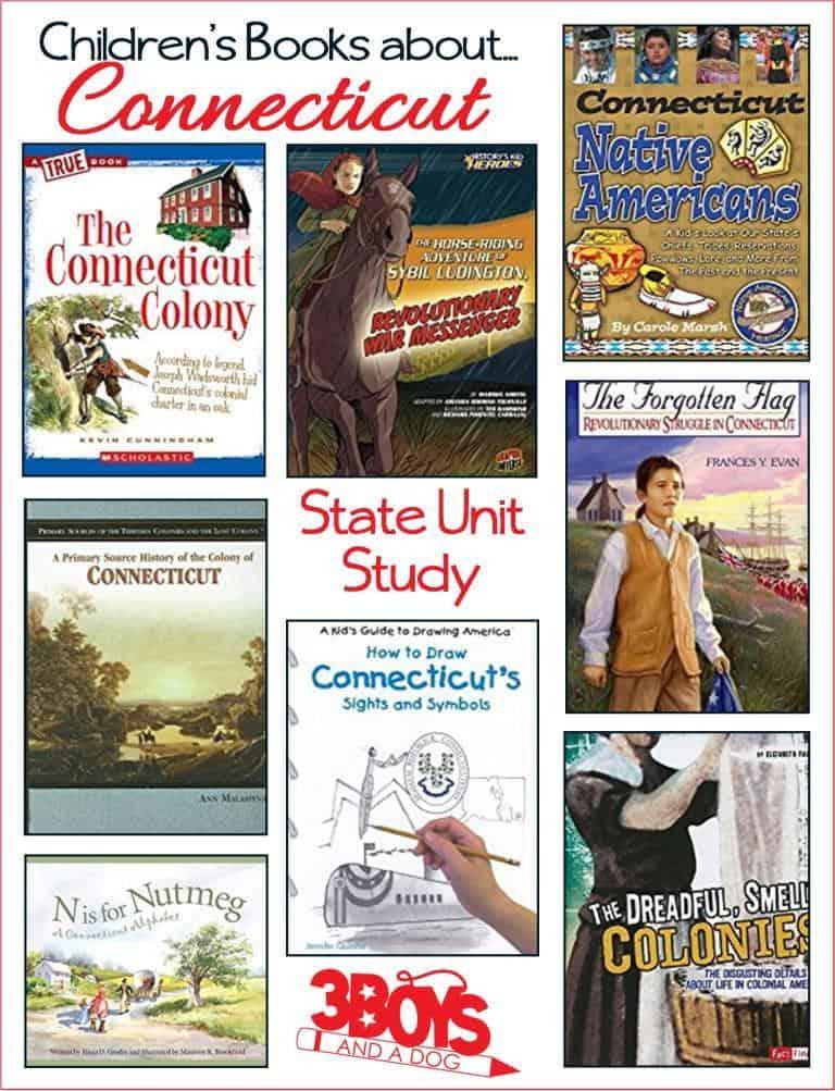 Children's Books about Connecticut