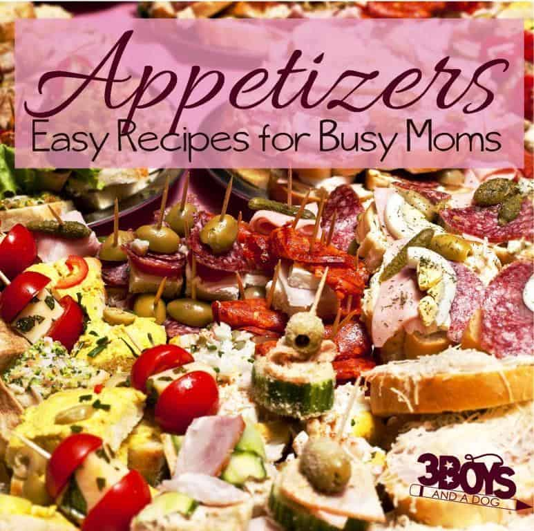 Easy Appetizer Recipes for Busy Folks