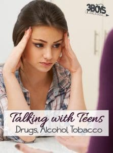 How to Talk With Your Teens About Drugs
