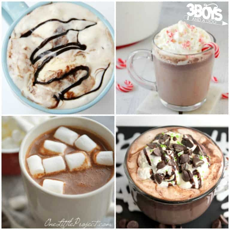 More Than 21 Amazing Hot Chocolate Recipes