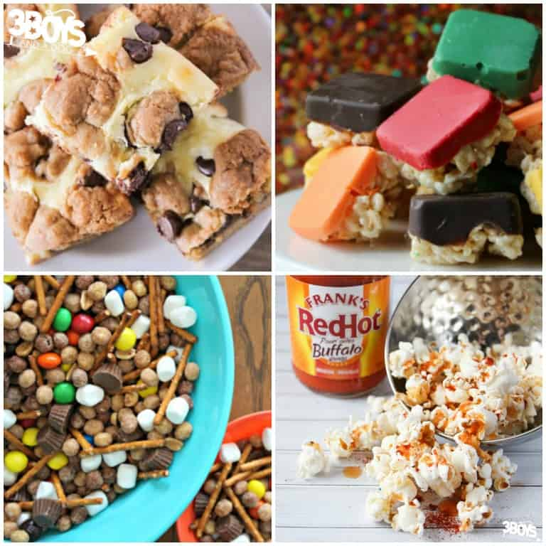 Movie Night Snack Ideas for Families