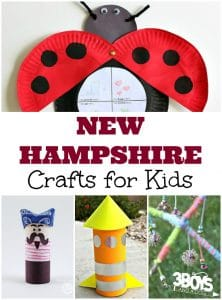 New Hampshire Crafts for Kids