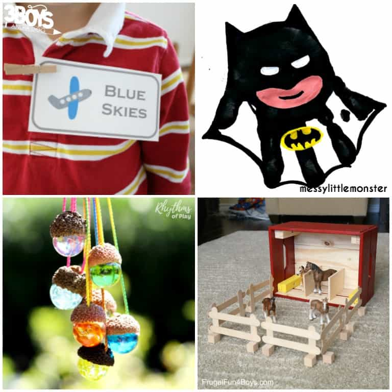 New Jersey Crafts for Kids to Make
