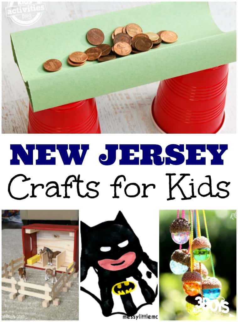 New Jersey Crafts for Kids