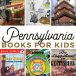 grab some of these Pennsylvania books for kids