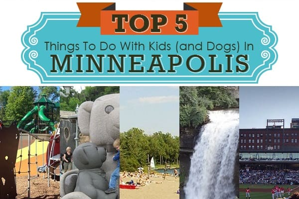 5 Things to do with kids and dogs in the Twin Cities