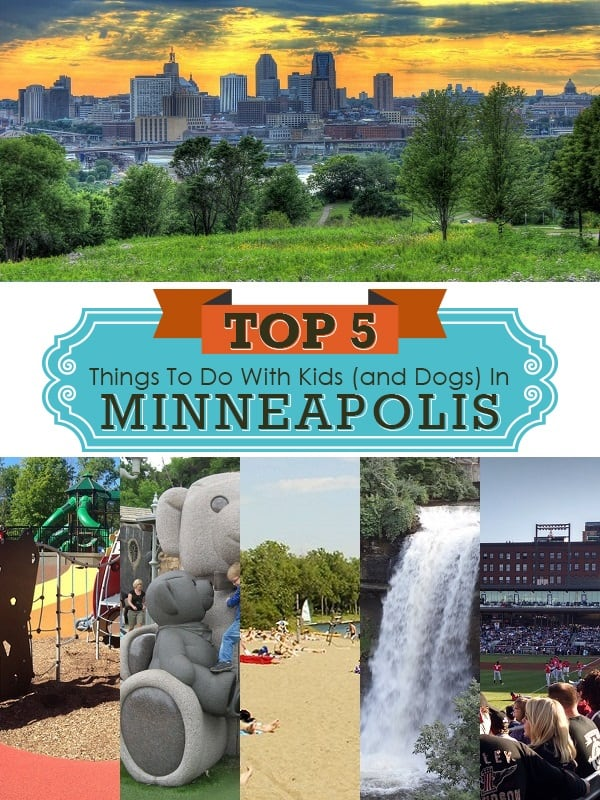 5 Things to do with kids and dogs in Minneapolis