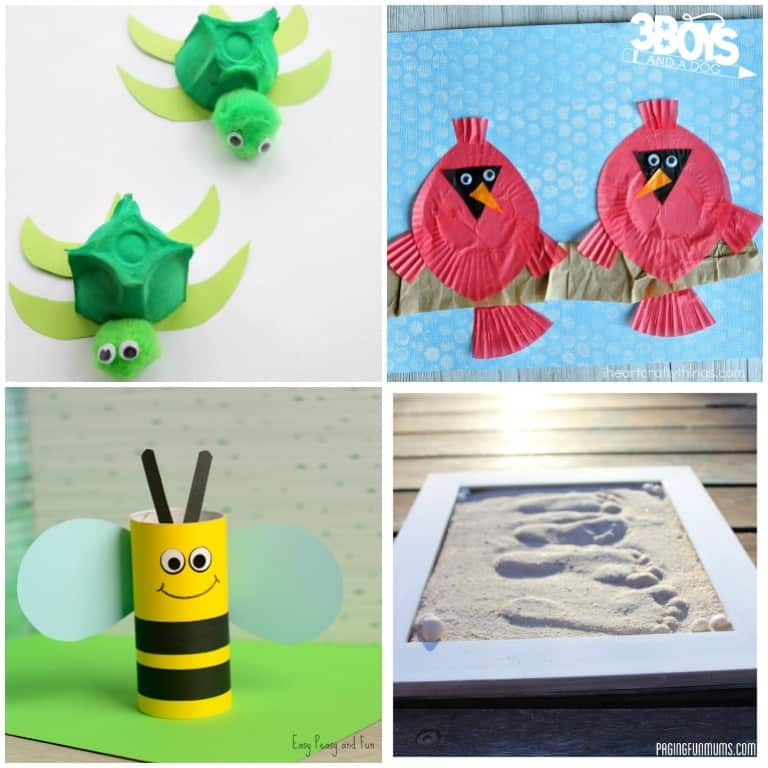 North Carolina Crafts for Kids to Make