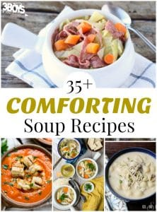 Over 35 Comforting Soup Recipes