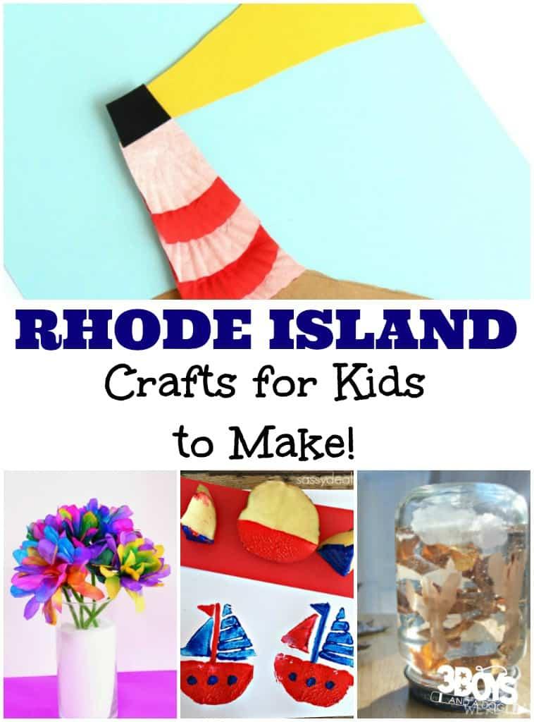 Rhode Island Crafts for Kids