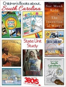 South Carolina Books for Kids