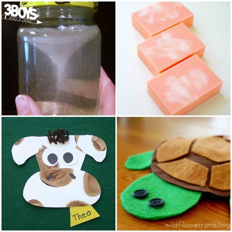 South Carolina Crafts for Kids to Make