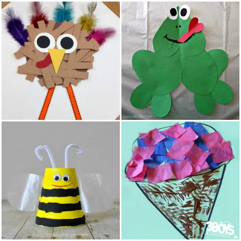 Vermont Crafts for Kids to Make