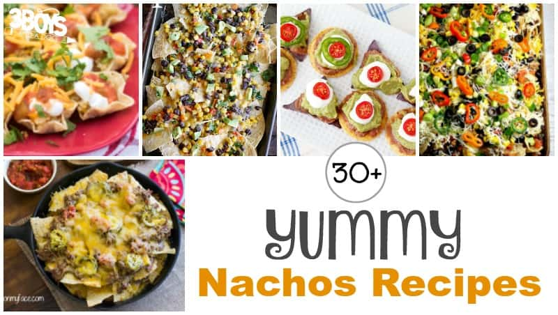 Yummy Nachos Recipes