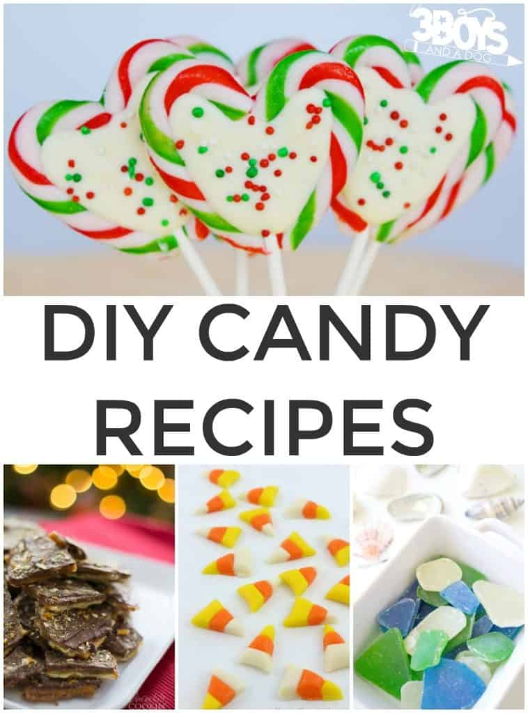 DIY Candy Recipes