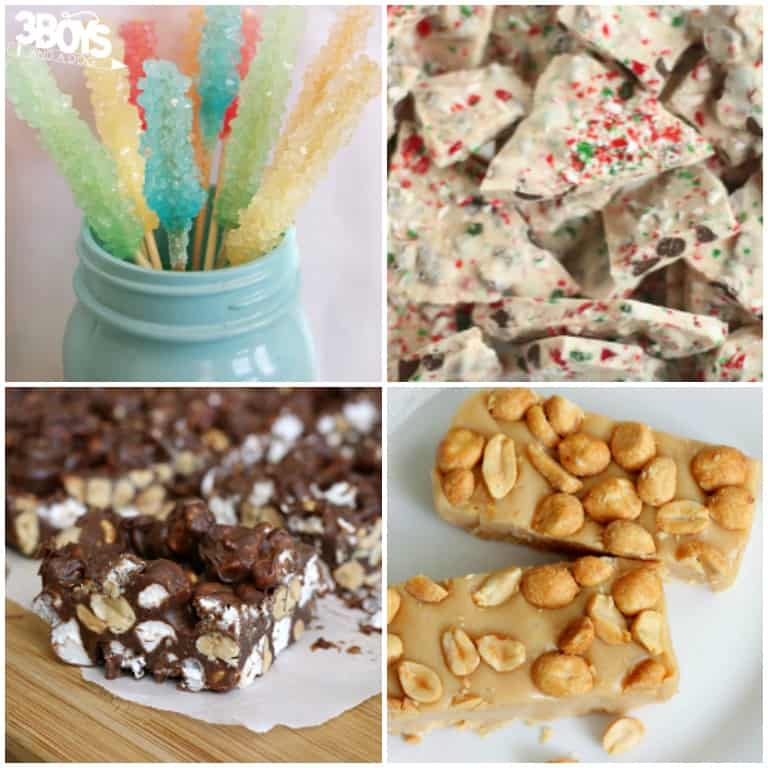 DIY Candy Recipes to Make at Home