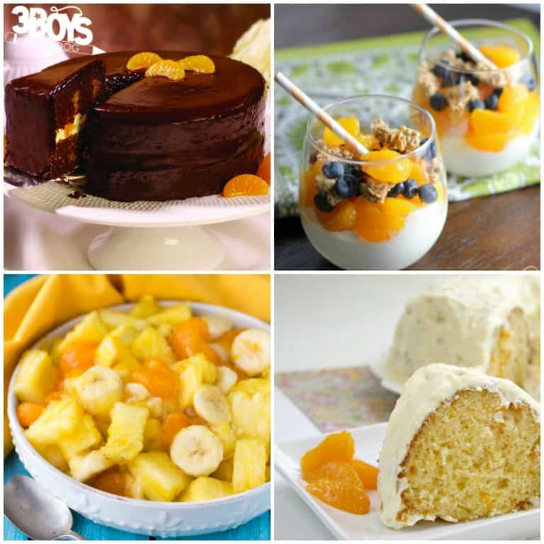 Halo Orange Recipes to Try