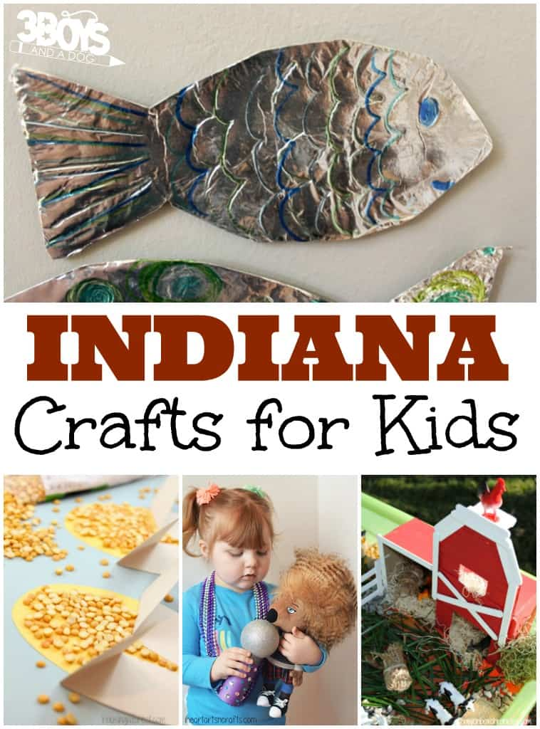 Indiana Crafts for Kids